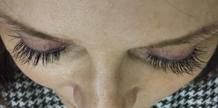 X-treme Lash Extensions for client 1829 before and after photos - After Image